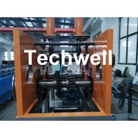Best Cold Roll Forming Machine / C Purlin Cranking Curving Machine for Bending 1.5-3.0 mm Thickness wholesale