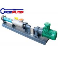 Best G type single screw pump/with speed motor pump / food use pump / metallurgy pump / paper & printing pump / dyeing pump wholesale