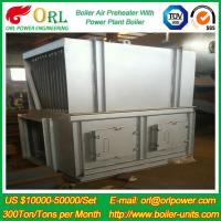 Best Plant Boiler Steam Air Preheater APH For Petroleum Oil Chemical Industry wholesale