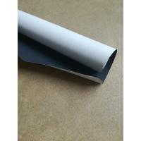Best Custom Woven Polyester Fabric , Waterproof  Tarpaulin Outdoor Awning Fabric Rolls wholesale