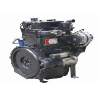 China 4 Stroke Diesel Crate Engines , Water Cooled Small Single Cylinder Diesel Engine 30hp on sale