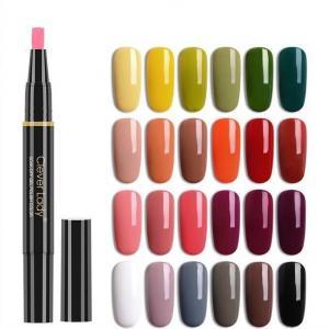 Best Custom Logo UV Gel Nail Polish Pen , One Step Nail Polish Pen wholesale
