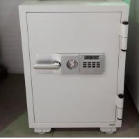 Best Grey Durable Fireproof Filing Cabinets With Turn Key Lock Customized Size wholesale