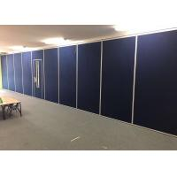 Best Fabric Finished Movable Partition Wall Telescopic Sleeve Panel MDF wholesale