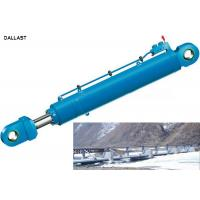 Best Dam Gates Hydraulic Hoist Cylinder Double Earring High Pressure Long Stroke wholesale