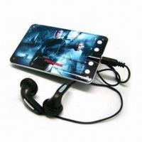 Best 4.5mm Card MP3 Player, Supports MP3 and WMA Audio Formats wholesale