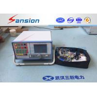 Best LCD Display Relay Protection Tester Computer Control 400 * 300 * 180 mm wholesale