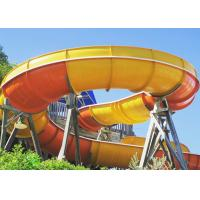 Best Thrilling Giant Boomerang Water Slide 18.75m Height wholesale