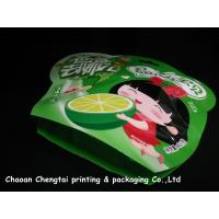 Best Colorful Small Shaped Packaging Pouches Safety For Fruit Candy / Cookies wholesale