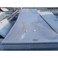 Best Custom cut 914 - 1500mm GB, Q235, Q345, DIN1623 Hot Rolled Checkered Steel Plate / Sheets wholesale