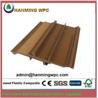 Best Anti-slip Weather Resistant Durable Wood Plastic Composite WPC wall cladding wholesale