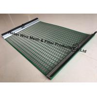 Best Durable High Penetration Shale Shaker Screen Triple Layer Laminated Wire Mesh wholesale