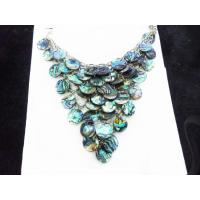 Best Colourful Handmade Shell Jewelry Pendant Necklace, Custom Handcrafted Jewellery wholesale