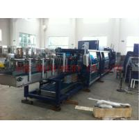 Best Shelf Carton Fully Automatic Shrink Film Wrap Machine With Servo Electric Motor wholesale