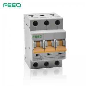 Best DIN Rail Mounted Dustproof IP20 63A Isolator Switch wholesale