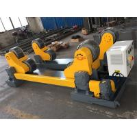 Quality Self Aligned Welding Rotator Roller Bed Designed for Extreme Large Diameter wholesale