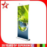 Cheap Luxury Advertisement Retractable And Roll Up Banner Stand Digital Printing for sale