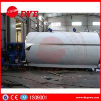 Best Large Capacity 2000L 3000L 5000L Milk Cooling Tank Refrigeration Compressor wholesale