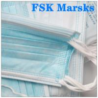 Best Non Irritating Surgical Dust Mask Canada Face Protection Mask Construction Three Layer wholesale