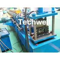 Best Customized Half Round Gutter Roll Forming Machine For Making Rainwater Gutter & Box Gutter wholesale