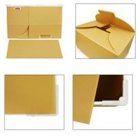 Best Folding / Collapsible PP Plastic Corrugated Boxes For Moving / Packing / Storage wholesale
