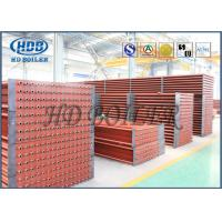 Best High Corrosion Fuel Gas Boiler Fin Tube Economizer For Heat Reovery Systems wholesale