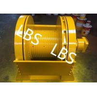 Best Low Noise 5 Ton 6 Ton 8 Ton Hydraulic Crane Winch With Lebus Sleeves wholesale