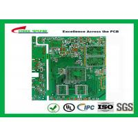 Best PCB Fabrication 6L OSP Electronic PWB with Impedance Control 1.6mm wholesale