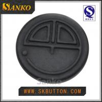 China large manufacture black metal sewing shank buttons made in China on sale