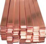 Best Copper Clad Steel Copper Flat Bar Ground Tape For Earthing 20*2mm / 25*3mm wholesale