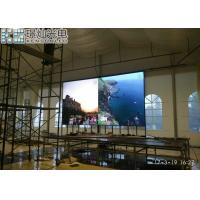 Best Ultra Thin SMD Led Screen Panel 512x512mm , P4 Indoor Led Display 2 Years Warranty wholesale