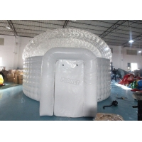 Best Waterproof Lawn Dome 0.7mm  Inflatable Igloo Tent wholesale