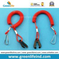 Best Extendable Strap Customized Jet Ski Safety Hand Coiled Tool Lanyard wholesale