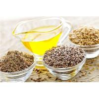 Best Seed Part Natural Flaxseed Oil 50% Pale Yellow Clear Liquid CAS 463-40-1 wholesale