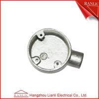 Best One Way Conduit Junction Box Hot Dip Galvanized Bs4568 Gi Conduit Class 4 wholesale