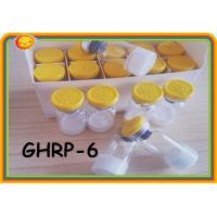 China GHRP6 GHRP-6 99% purity Peptides Steroids for Weight Loss Polypetide Hormones 2mg / Vial 87616-84-0 on sale