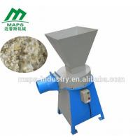 Cheap Customized Fabric Sponge Cutting Machine / Foam Shredder Machine 7.5 KW Power for sale