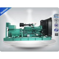 China High Power 1200 KW / 1500 KVA Open Diesel Generator Cummins Engine with Stamford Alternator on sale