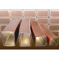 Best square copper tube mould,90*90 with popular prices on sale made in china for export with low price and high quality wholesale