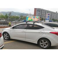 Quality 5mm Customized RGB Car LED Video Display Programmable With 3716 Dots wholesale