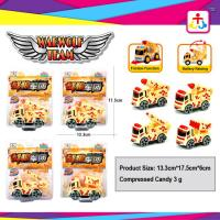 Best Promotional gift car for candy with different shape candy wholesale