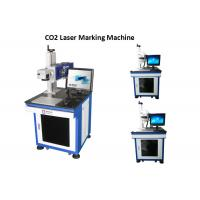 Quality 10640nm CO2 Laser Engraver Machine Model C02 Marking Machine For Non - Plastic wholesale