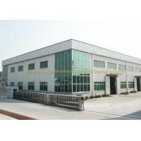 China Heavy Type Multi Floor Building Pre Engineered Metal Buildings Construction on sale