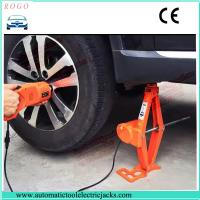 Best 3 tons electric lift jack and impact torque wrench with 12-45cm lifting height wholesale