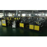 Best PLC Double Layer Stretch Wrap Machine For Furniture Packing 500 - 1000 mm wholesale