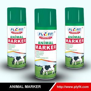 Best No Harm Tinplate 500ml 600ml Animal Tail Marking Paint wholesale