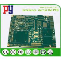 China 8-Layer Multilayer Rigid PCB Security Electronics PCB Design 1.2MM on sale