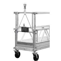 Best Window Cleaning Machine Powered Suspended Access Platforms 800kg - 1200kg wholesale