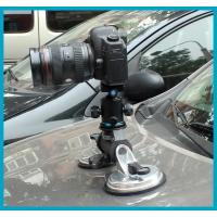 Cheap Professional Heavy Duty Car Camera / video Suction Cup Mount 2 base cup for sale