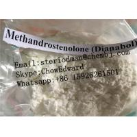 Best Oral Anabolic Steroid Body Building Hormone Dianabol Methandienone Muscle Gain wholesale